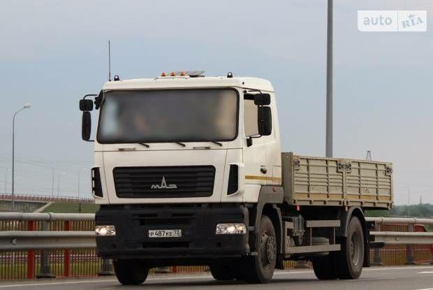 МАЗ 5340C2, об'ємом двигуна 0 л та пробігом 1 тис. км за 53757 $, фото 1 на Automoto.ua