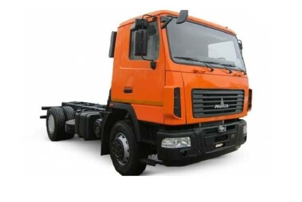 МАЗ 5340C5, об'ємом двигуна 0 л та пробігом 1 тис. км за 57903 $, фото 1 на Automoto.ua