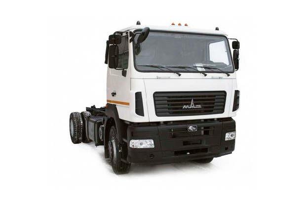 МАЗ 5340В4, объемом двигателя 0 л и пробегом 1 тыс. км за 77238 $, фото 1 на Automoto.ua