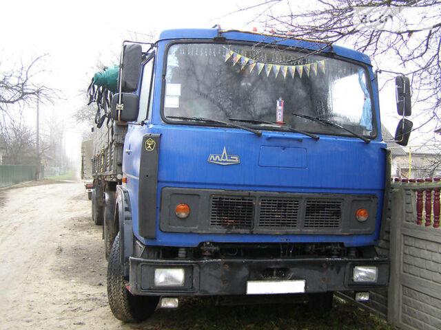 Синій МАЗ 54323, об'ємом двигуна 14.86 л та пробігом 2 тис. км за 6800 $, фото 1 на Automoto.ua