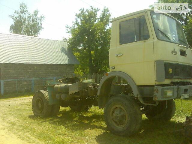 Сірий МАЗ 54331, об'ємом двигуна 0 л та пробігом 1 тис. км за 2600 $, фото 1 на Automoto.ua