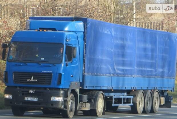 МАЗ 5440C9, об'ємом двигуна 0 л та пробігом 1 тис. км за 67525 $, фото 1 на Automoto.ua
