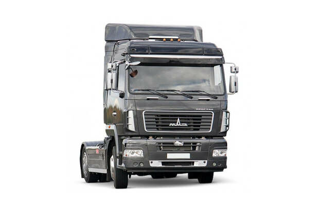 МАЗ 5440Е9, объемом двигателя 0 л и пробегом 1 тыс. км за 79060 $, фото 1 на Automoto.ua