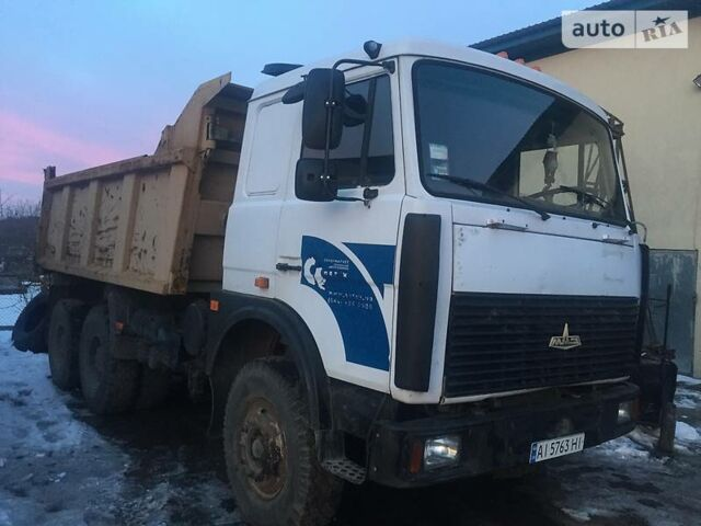 МАЗ 551605, объемом двигателя 0 л и пробегом 240 тыс. км за 19800 $, фото 1 на Automoto.ua