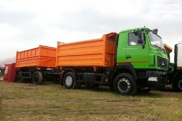 МАЗ 5550М4, объемом двигателя 0 л и пробегом 1 тыс. км за 81966 $, фото 1 на Automoto.ua