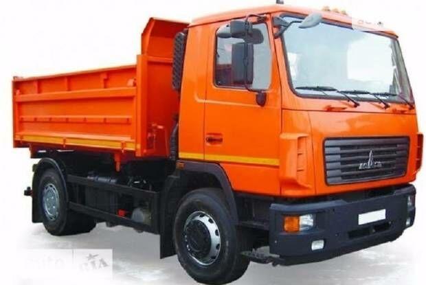 МАЗ 5550С5, объемом двигателя 0 л и пробегом 1 тыс. км за 65096 $, фото 1 на Automoto.ua