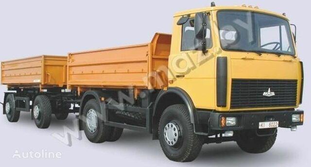МАЗ 5551, объемом двигателя 0 л и пробегом 1 тыс. км за 0 $, фото 1 на Automoto.ua