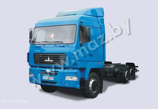 МАЗ 6310, об'ємом двигуна 0 л та пробігом 1 тис. км за 0 $, фото 1 на Automoto.ua