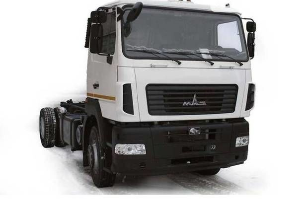 МАЗ 6312C3, объемом двигателя 0 л и пробегом 1 тыс. км за 57738 $, фото 1 на Automoto.ua