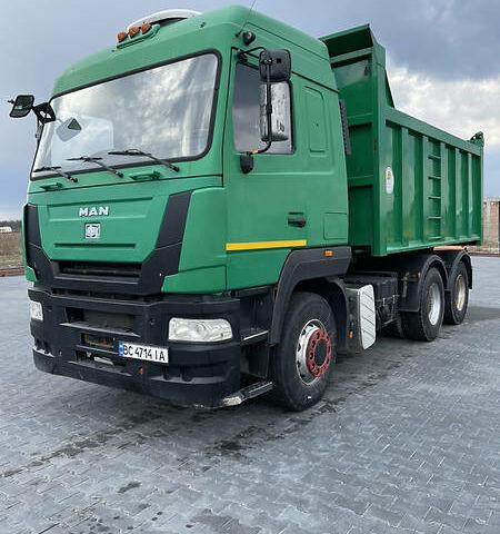Зеленый МАЗ 6425X9, объемом двигателя 11 л и пробегом 97 тыс. км за 34000 $, фото 1 на Automoto.ua