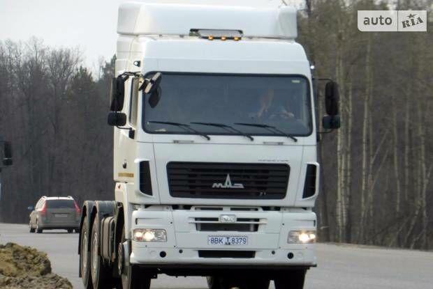 МАЗ 6430C9, об'ємом двигуна 0 л та пробігом 1 тис. км за 72789 $, фото 1 на Automoto.ua