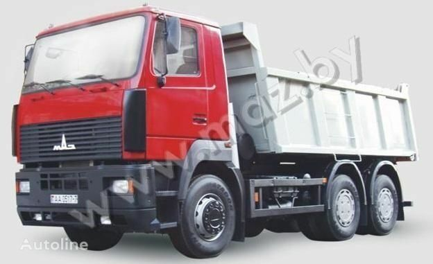 МАЗ 6501А8, об'ємом двигуна 0 л та пробігом 1 тис. км за 0 $, фото 1 на Automoto.ua