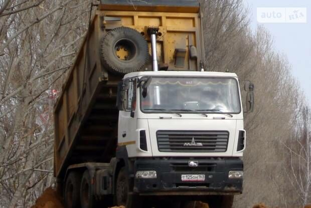 МАЗ 6501С5, объемом двигателя 0 л и пробегом 1 тыс. км за 70461 $, фото 1 на Automoto.ua