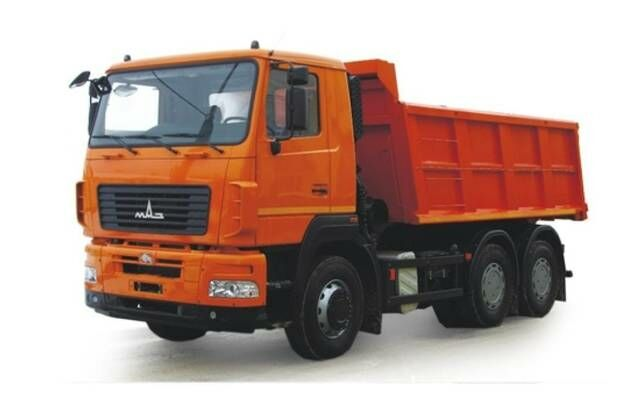 МАЗ 6501С5, объемом двигателя 0 л и пробегом 1 тыс. км за 77684 $, фото 1 на Automoto.ua
