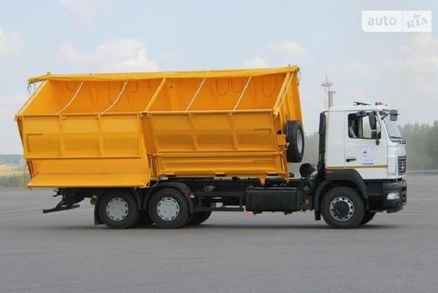 МАЗ 6501С9, об'ємом двигуна 0 л та пробігом 1 тис. км за 92632 $, фото 1 на Automoto.ua