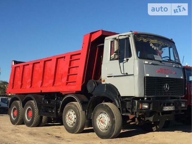 Серый МАЗ 65151, объемом двигателя 0.12 л и пробегом 190 тыс. км за 23800 $, фото 1 на Automoto.ua
