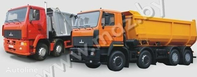 МАЗ 6516А8, объемом двигателя 0 л и пробегом 1 тыс. км за 0 $, фото 1 на Automoto.ua