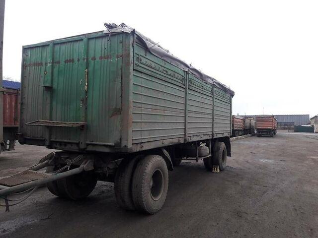 Зелений МАЗ 8378, об'ємом двигуна 0 л та пробігом 1 тис. км за 2800 $, фото 1 на Automoto.ua