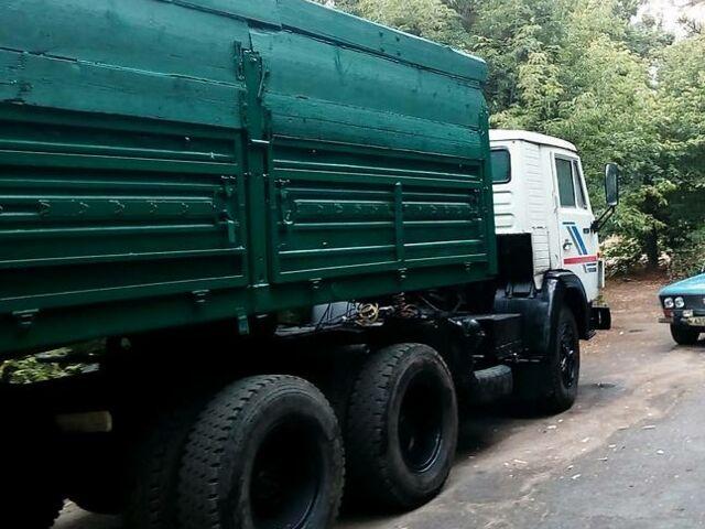 Зеленый МАЗ 93801, объемом двигателя 0 л и пробегом 1 тыс. км за 2200 $, фото 1 на Automoto.ua