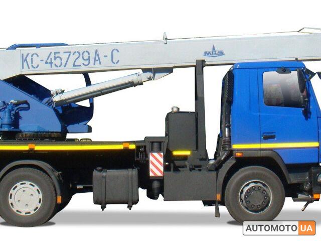 МАЗ Автокран, объемом двигателя 0 л и пробегом 0 тыс. км за 101768 $, фото 1 на Automoto.ua