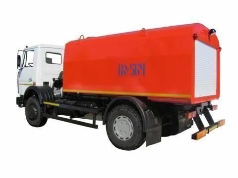МАЗ КО-564-30, объемом двигателя 0 л и пробегом 1 тыс. км за 0 $, фото 1 на Automoto.ua