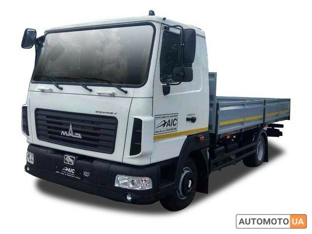 МАЗ KrASZ, объемом двигателя 4.75 л и пробегом 0 тыс. км за 41831 $, фото 1 на Automoto.ua