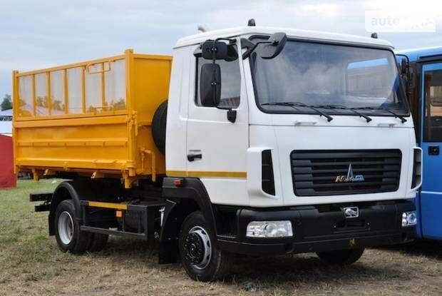 МАЗ KrASZ, об'ємом двигуна 0 л та пробігом 1 тис. км за 41810 $, фото 1 на Automoto.ua