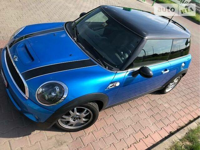 Синій Міні Cooper S, об'ємом двигуна 1.6 л та пробігом 167 тис. км за 14700 $, фото 1 на Automoto.ua