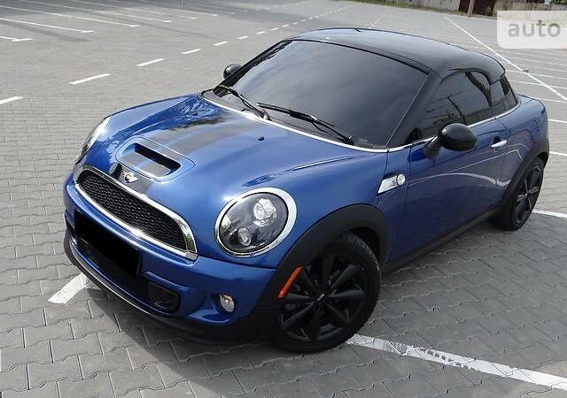 Синій Міні Cooper S, об'ємом двигуна 1.6 л та пробігом 38 тис. км за 13200 $, фото 1 на Automoto.ua