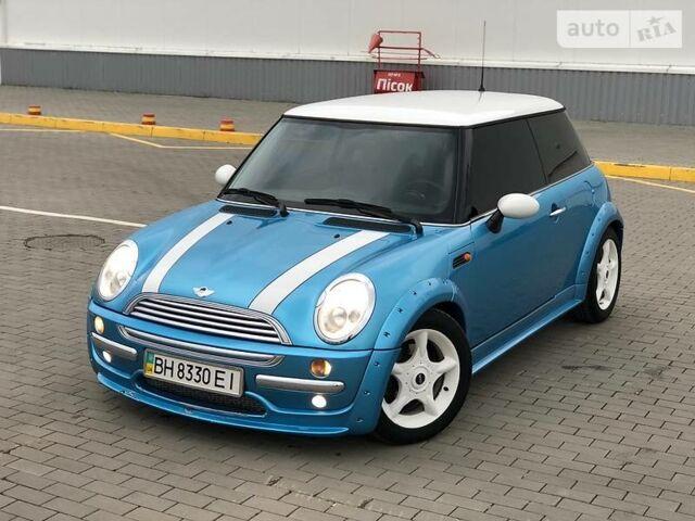 Синій Міні Cooper, об'ємом двигуна 1.6 л та пробігом 93 тис. км за 8800 $, фото 1 на Automoto.ua