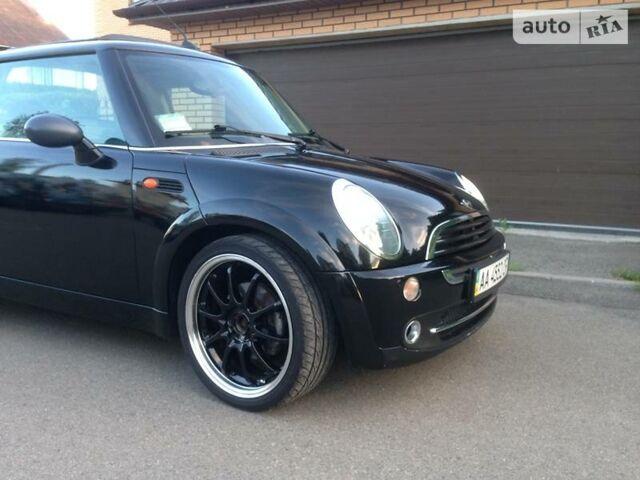 Чорний Міні One, об'ємом двигуна 1.6 л та пробігом 85 тис. км за 7200 $, фото 1 на Automoto.ua