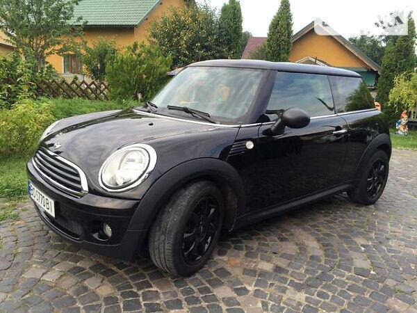 Чорний Міні One, об'ємом двигуна 1.6 л та пробігом 80 тис. км за 10800 $, фото 1 на Automoto.ua