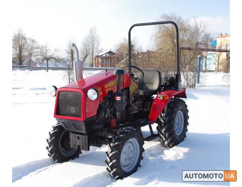 Красный МТЗ 311 Беларус, объемом двигателя 1.58 л и пробегом 0 тыс. км за 2448 $, фото 1 на Automoto.ua