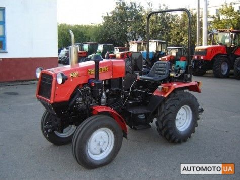 Червоний МТЗ 311 Бєларус, об'ємом двигуна 33 л та пробігом 1 тис. км за 2243 $, фото 1 на Automoto.ua
