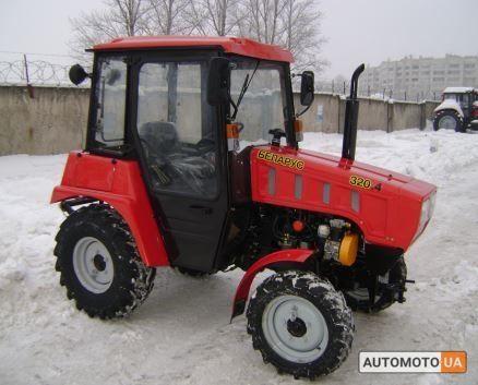 Красный МТЗ 320.4 Беларус, объемом двигателя 1.58 л и пробегом 0 тыс. км за 2414 $, фото 1 на Automoto.ua