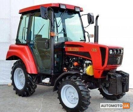 Красный МТЗ 422, объемом двигателя 2.2 л и пробегом 1 тыс. км за 2763 $, фото 1 на Automoto.ua
