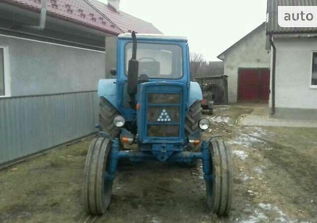 Синий МТЗ 50 Беларус, объемом двигателя 4.7 л и пробегом 2 тыс. км за 3500 $, фото 1 на Automoto.ua
