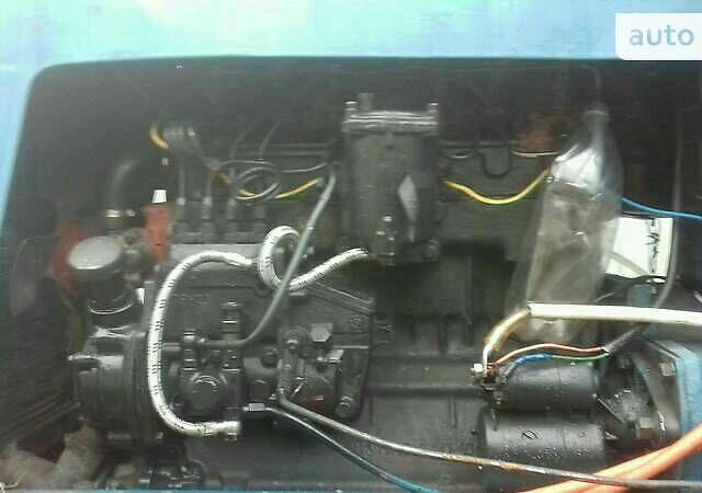 Синий МТЗ 50 Беларус, объемом двигателя 4.7 л и пробегом 50 тыс. км за 3500 $, фото 1 на Automoto.ua