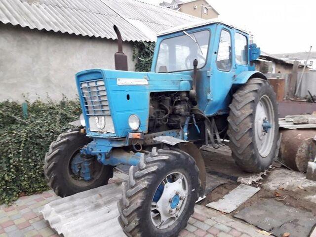 Синій МТЗ 52 Білорус, об'ємом двигуна 4.7 л та пробігом 1 тис. км за 3999 $, фото 1 на Automoto.ua