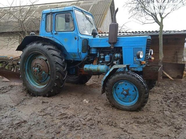 МТЗ 80 Беларус, объемом двигателя 4.7 л и пробегом 1 тыс. км за 5500 $, фото 1 на Automoto.ua