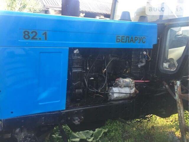 Синій МТЗ 82.1 Білорус, об'ємом двигуна 0 л та пробігом 12 тис. км за 10000 $, фото 1 на Automoto.ua