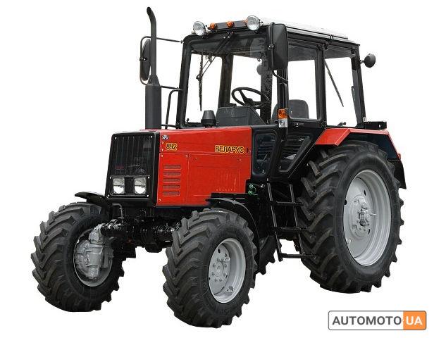 МТЗ 892.2, объемом двигателя 4.75 л и пробегом 0 тыс. км за 24239 $, фото 1 на Automoto.ua