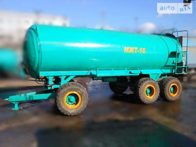 МЖТ 16, объемом двигателя 0 л и пробегом 1 тыс. км за 0 $, фото 1 на Automoto.ua