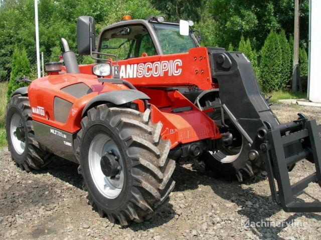Червоний Маніту МЛТ, об'ємом двигуна 0 л та пробігом 1 тис. км за 46740 $, фото 1 на Automoto.ua