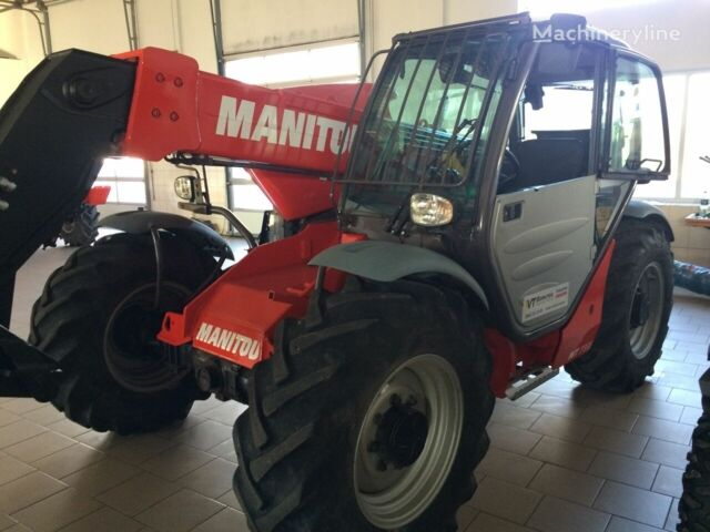 Красный Маниту МТ, объемом двигателя 0 л и пробегом 1 тыс. км за 50430 $, фото 1 на Automoto.ua