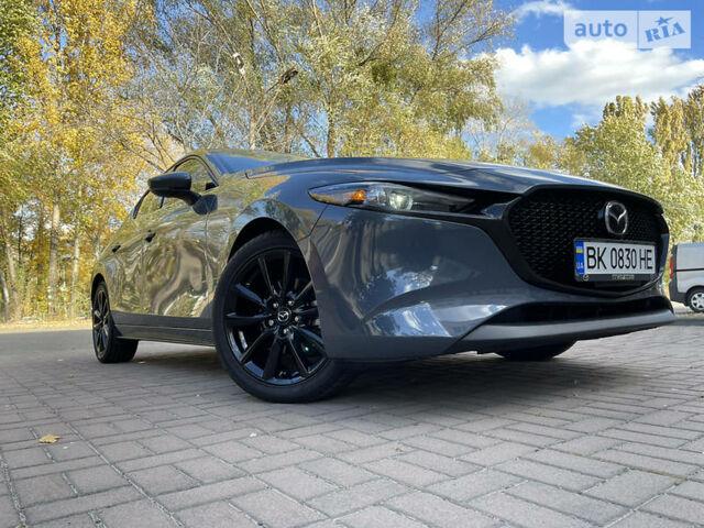 Серый Мазда 3, объемом двигателя 2.5 л и пробегом 12 тыс. км за 21900 $, фото 1 на Automoto.ua