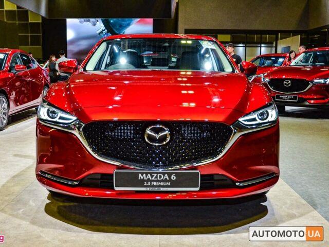 купить новое авто Мазда 6 2020 года от официального дилера Форвард Транс Груп Мазда фото