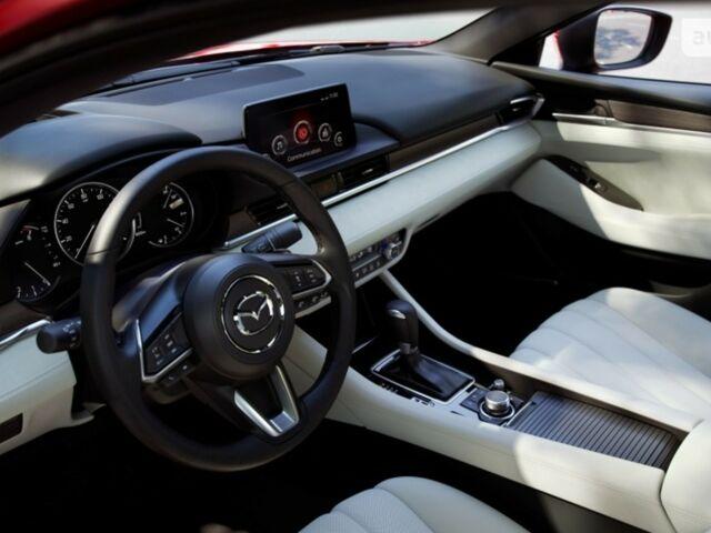 купити нове авто Мазда 6 2021 року від офіційного дилера Автоцентр Мазда Аэлита Мазда фото
