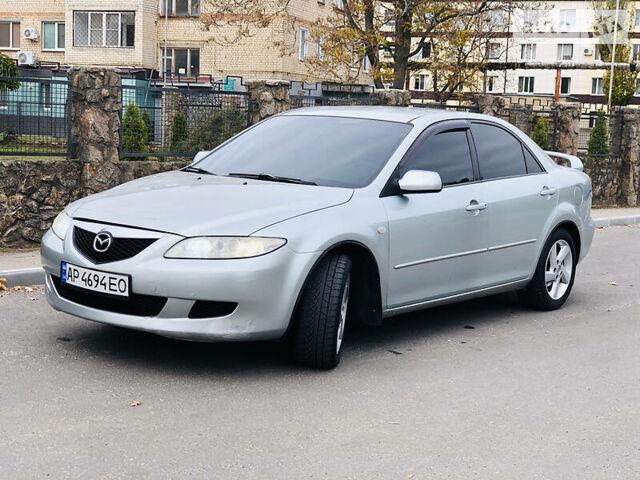 Сірий Мазда 6, об'ємом двигуна 2 л та пробігом 200 тис. км за 5000 $, фото 1 на Automoto.ua