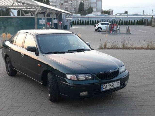 Зеленый Мазда 626, объемом двигателя 0 л и пробегом 370 тыс. км за 3850 $, фото 1 на Automoto.ua